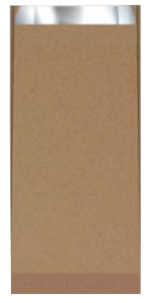 Σακουλάκι Αλουμινίου – Καφέ