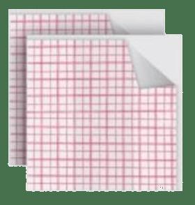 Χάρτινος Φάκελος Vegetal -Καρό