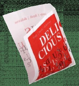 Χάρτινος Φάκελος Vegetal -Delicious