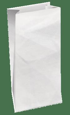 Χάρτινο Σακουλάκι Vegetal – Λευκό
