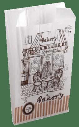 Χάρτινο Σακουλάκι Vegetal – Bakery