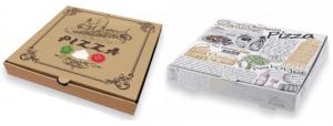 Κουτιά pizzas