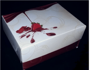 Κουτί Ζαχαροπλαστείου ΦΡΑΟΥΛΑ