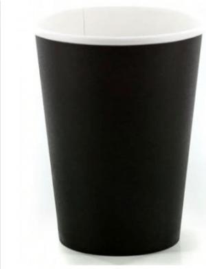 Ποτήρι Χάρτινο Μαύρο
