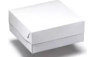 Κουτί Ζαχαροπλαστείου – Λευκό