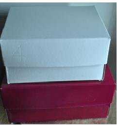 Κουτί Ζαχαροπλαστείου – Μεταλλιζέ